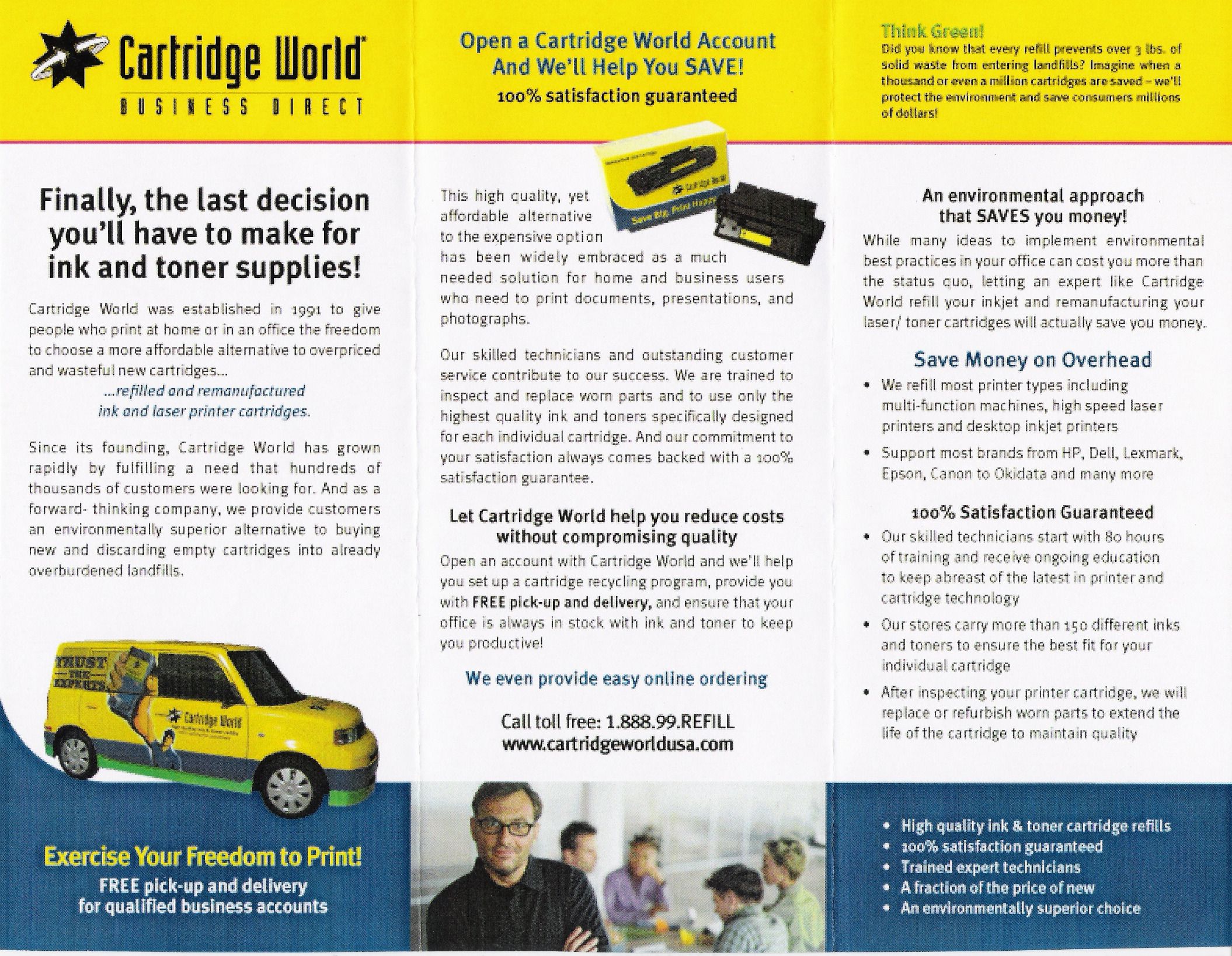 cartridge world business direct brochure 02
