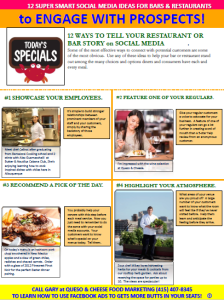 12 super smart social media story templates for restaurants