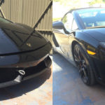 Lamborghini Collision Repair